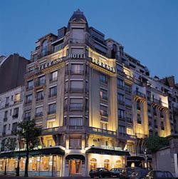 Noches de hotel