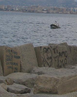 Poemas de un viaje : Palermo